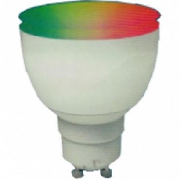 BOMBILLA LED SMART DIMABLE RGB 230V- 9W.