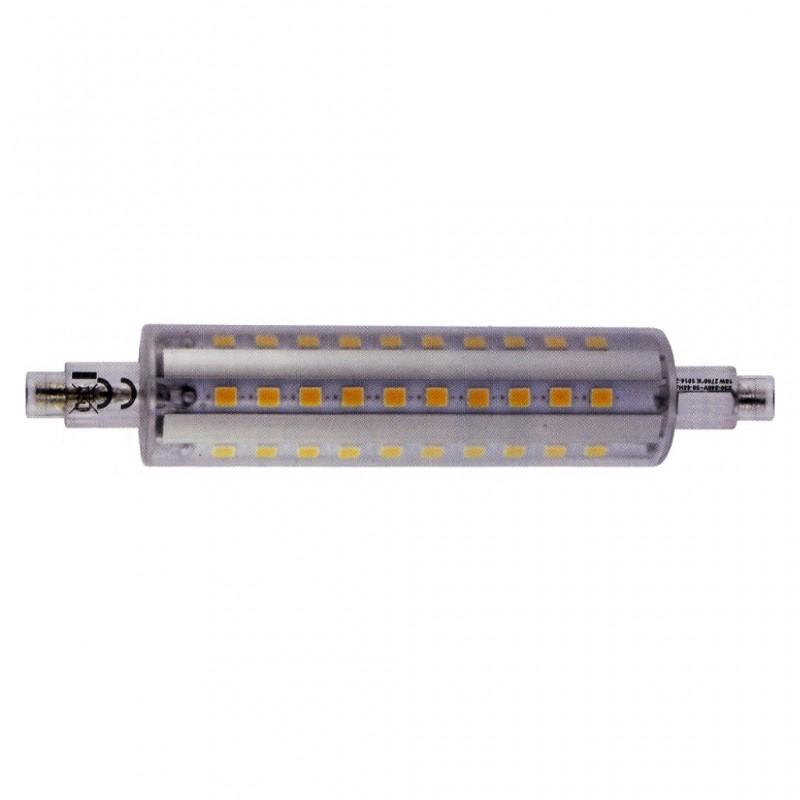 BOMBILLA LED LINEAL 118 10LD73 R7S 3K