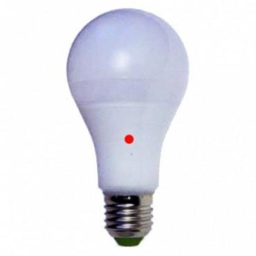 BOMBILLA LED STANDARD SENSOR 10SSN4 E27 3K