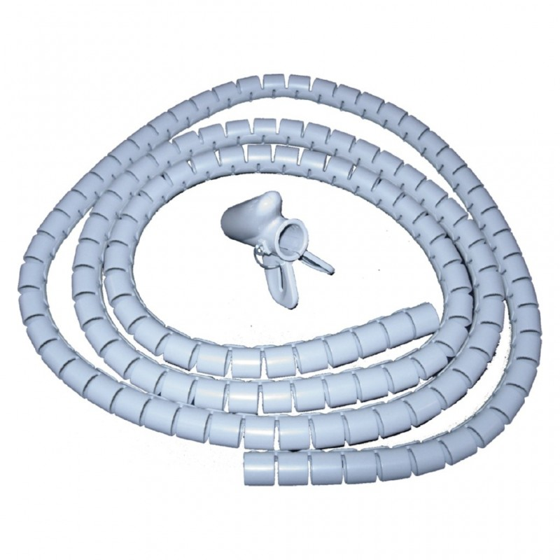 TUBO CABLE COVER 31651 GRIS