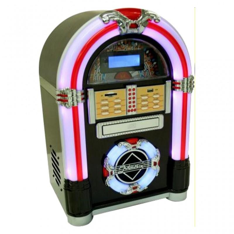 RADIO CD JUKE BOX No. 8232
