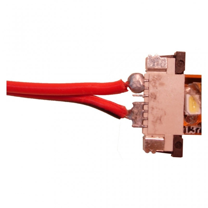CONECTOR LED 10mm.1C.9002-10