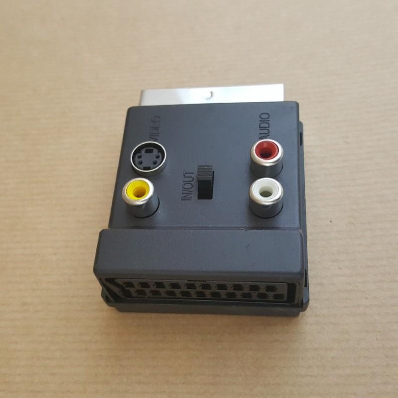 ADAPTADOR EUR-RC-SVHS No. 9051