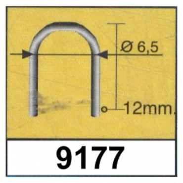 GRAPAS 6.5x12 No. 9177