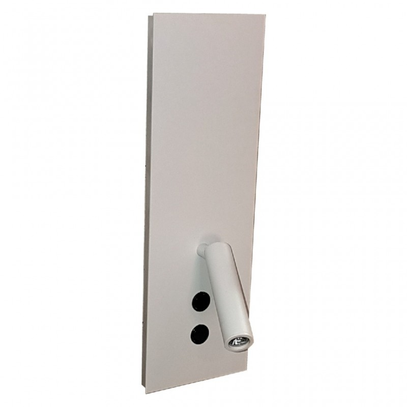 APLIQUE LED PARED DOBLE ILUMINACION AP-242 BLANCO 2700K