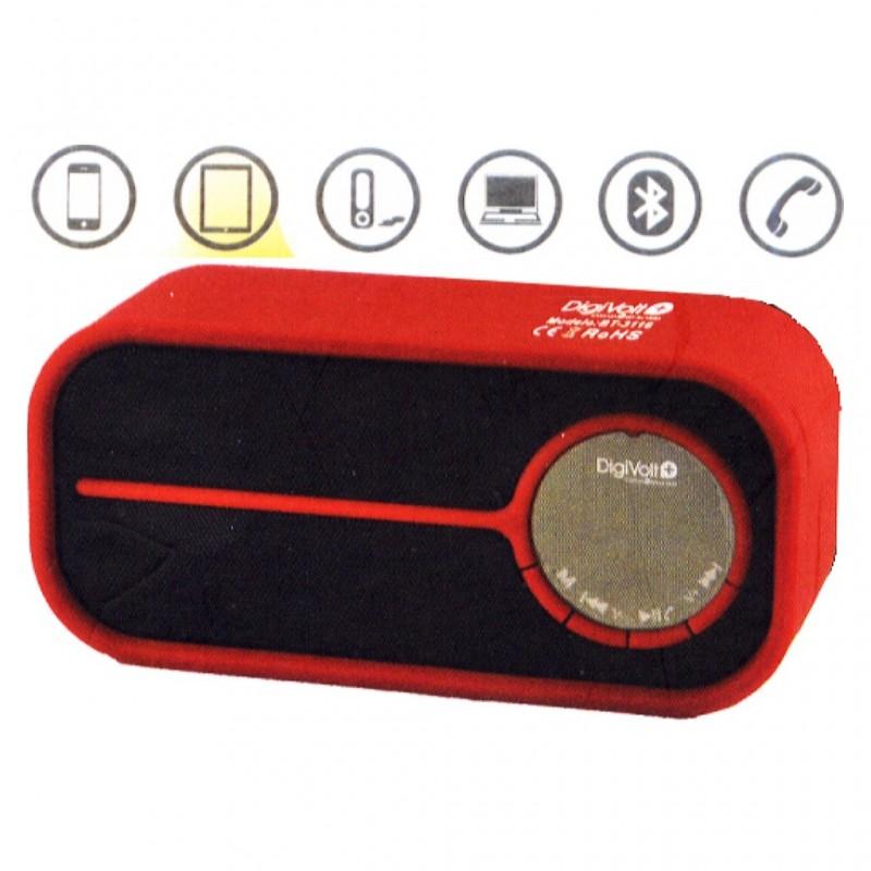 RADIO FM CON ALTAVOZ BLUETOOTH Y USB BT-3116