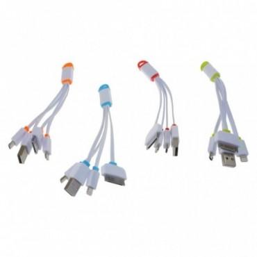 CABLES USB 3 en 1 CA-9027