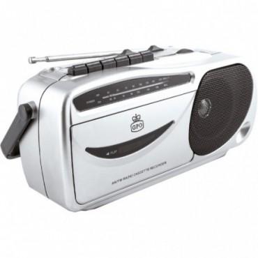 RADIO CASSETTE GRABADORA GP-9401