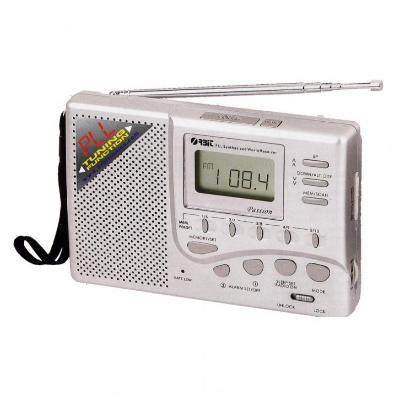 RADIO 5 BANDAS KB-7088 PASSION