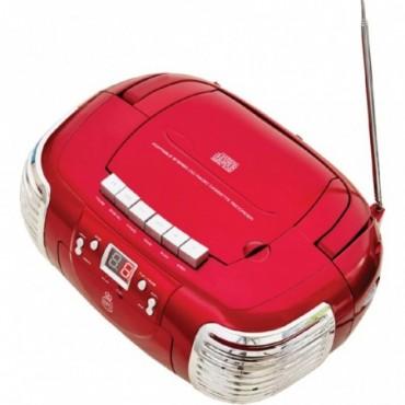 RADIO CASSETTE CD PCD-299