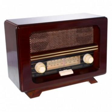 RADIO RETRO MADERA R-8177
