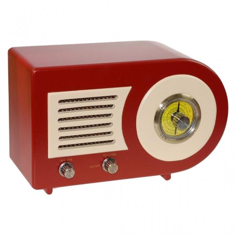 RADIO REPLICA MADERA R-8277