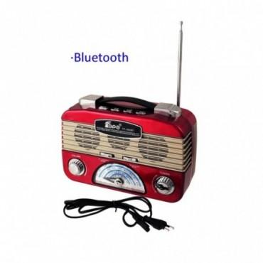 RADIO RETRO LINTERNA RA-7096