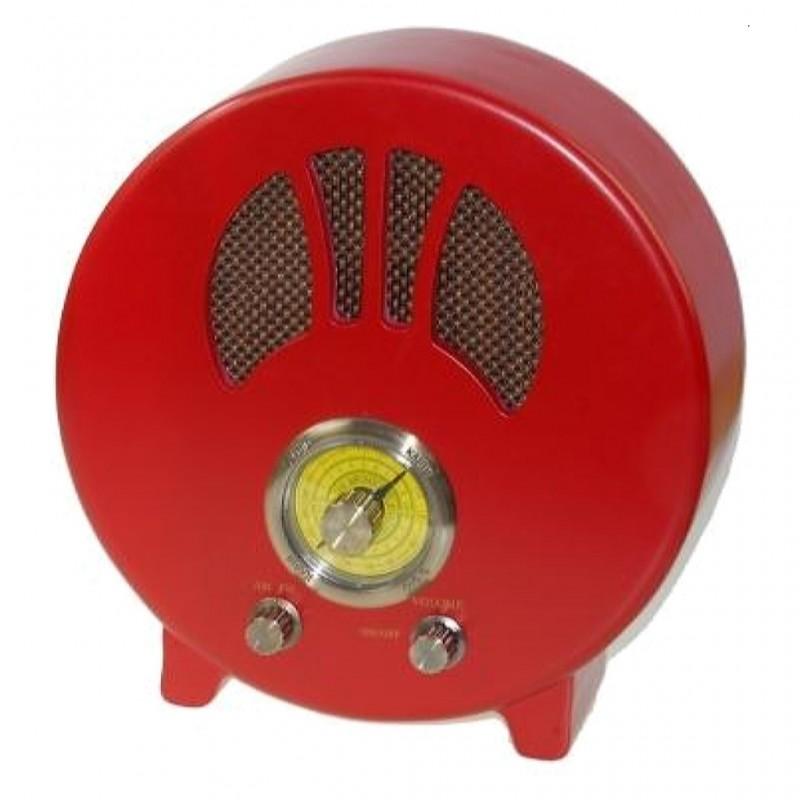 RADIO RETRO MADERA RA-8275