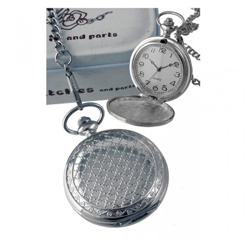 Surtida 5743 Reloj Decoracion Tapa Rb Con Bolsillo AL4j5R