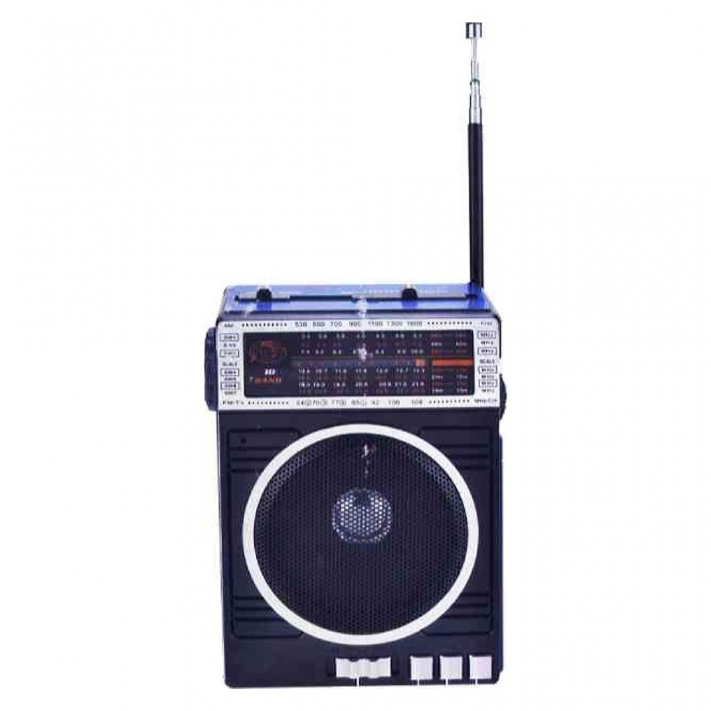 RADIO LINTERNA RETRO AM/FM/TV/SW1-7 MP3 USB/SD RX-78