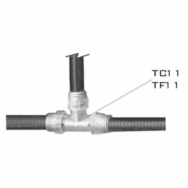 CONECTOR T 1 CANAL  TF11