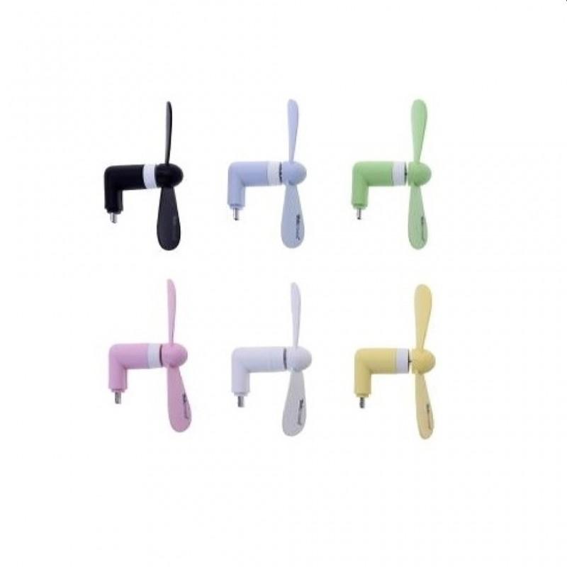 VENTILADOR MICRO USB ANDROID VE-4308