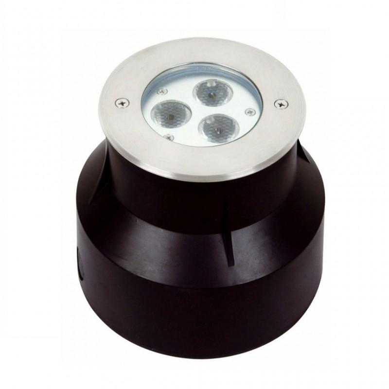 APLIQUE SUELO 3 LEDS ARAL IP68
