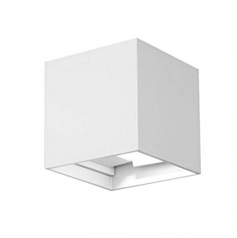 APLIQUE LED PARED VISION 6W. VI-406 BLANCO 3000K