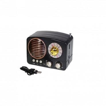 RADIO KANSAS 3 BANDAS + USB + TF  RK-8263