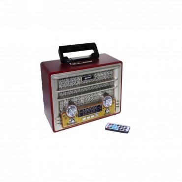 RADIO RETRO STEREO AM/FM/SW1-2 MP3 BLUETOOTH PX-2000