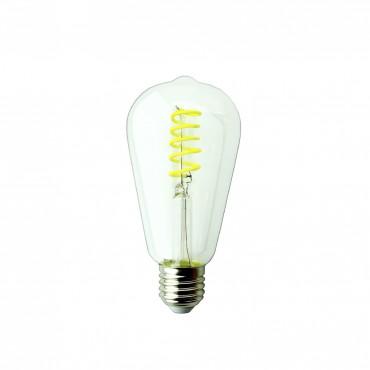 BOM.LED.RUSTIK RIZO 04RRAM E27 AMARILLO