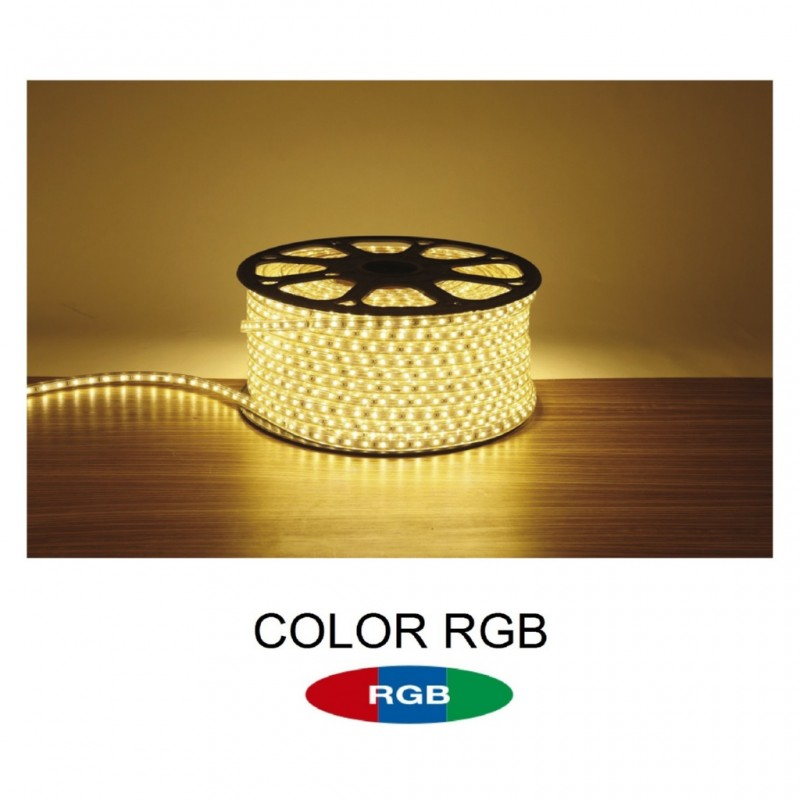 ROLLO 100M.TIRA LED MA-230 RGB
