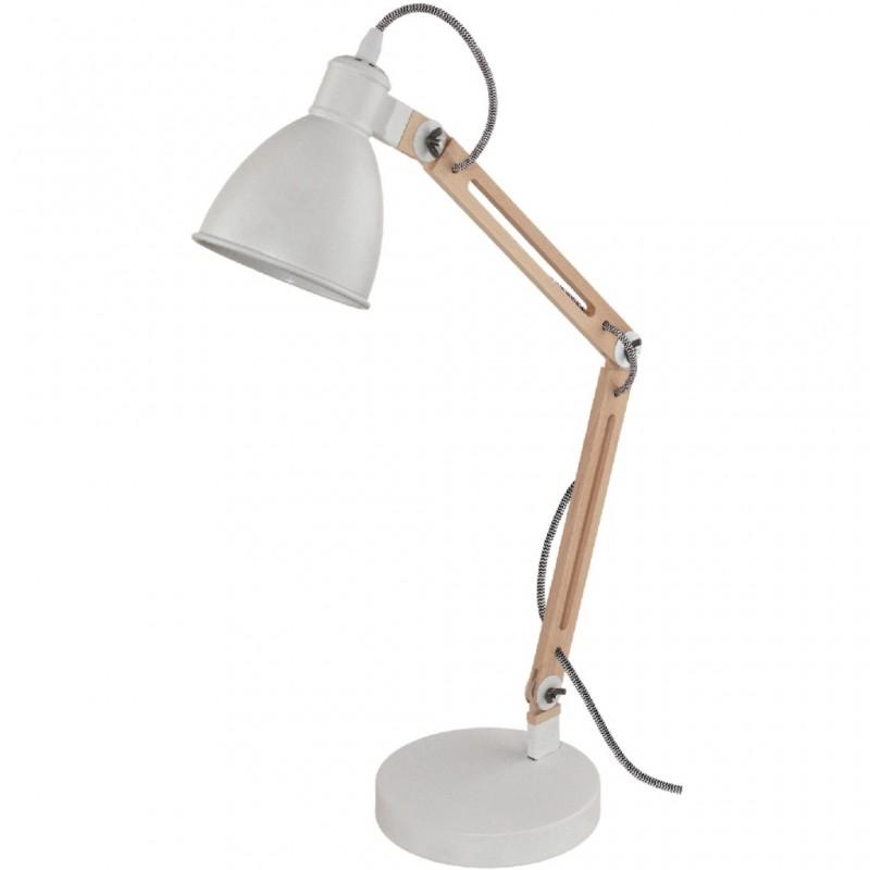 LAMPARA SOBREMESA TORONA-1 96957 BLANCO